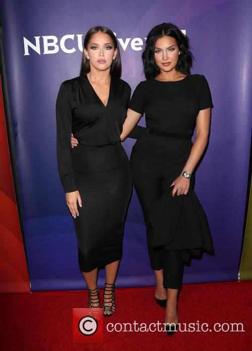 Olivia Pierson and Natalie Halcro 1