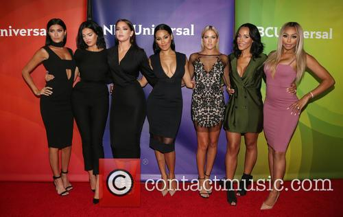 Barbie, Nicole Williams, Natalie Halcro, Olivia Pierson, Sasha Gates, Ashley North and Autumn Ajirotutu 1
