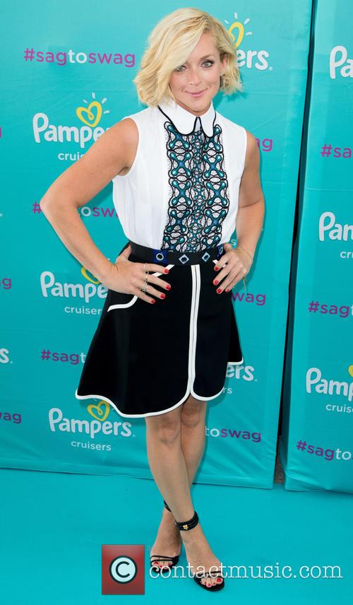 Pampers teams up with actress and mother Jane...