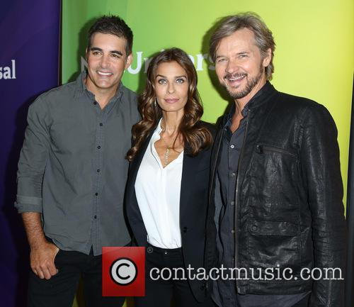 Galen Gering, Kristian Alfonso and Stephen Nichols