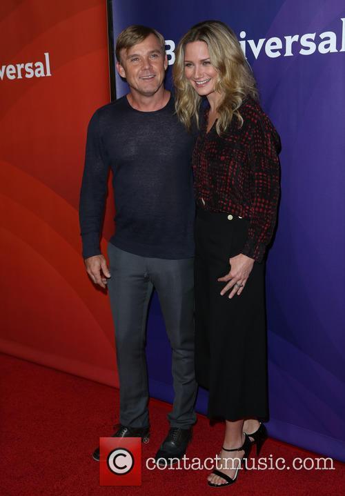 Ricky Schroder and Jennifer Nettles 2