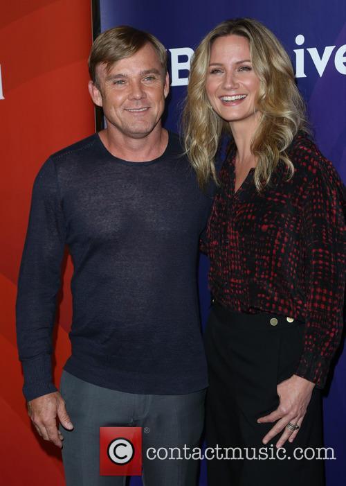 Ricky Schroder and Jennifer Nettles 3