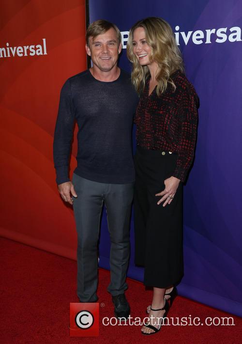Ricky Schroder and Jennifer Nettles 4