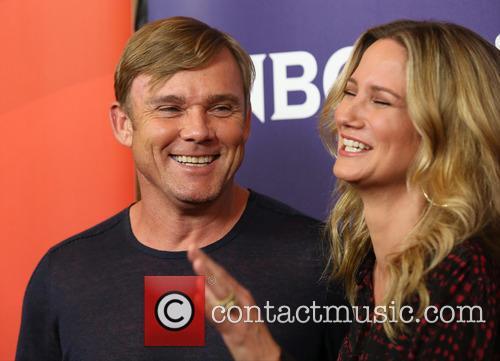 Ricky Schroder and Jennifer Nettles 5