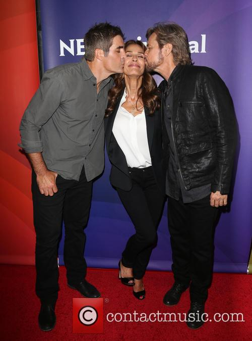 Galen Gering, Kristian Alfonso and Stephen Nichols 11