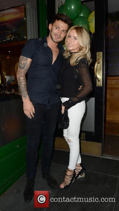 Jake Quickenden and Danielle Fogarty 7