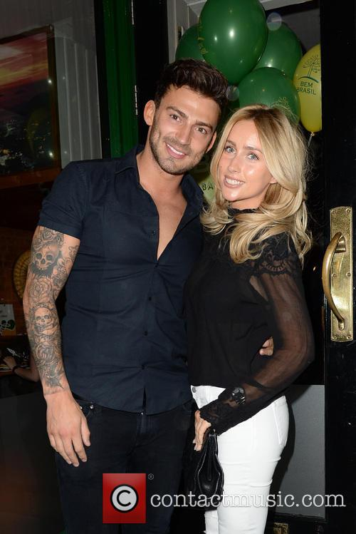 Jake Quickenden and Danielle Fogarty 8