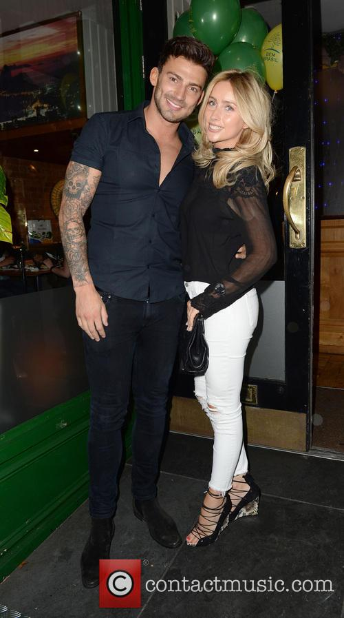 Jake Quickenden and Danielle Fogarty 1