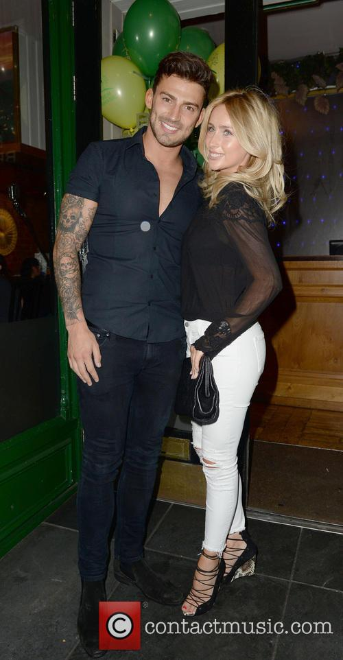 Jake Quickenden and Danielle Fogarty 9