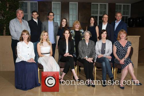 Cast Of Downton Abbey 1