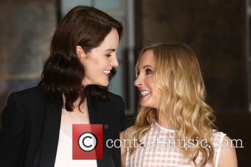 Michelle Dockery and Joanne Froggart 4