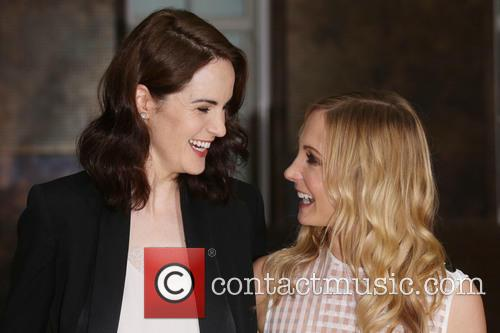 Michelle Dockery and Joanne Froggart 5