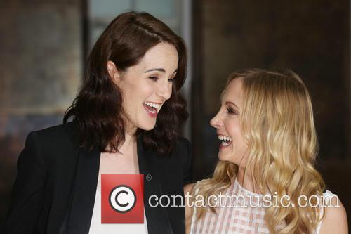 Michelle Dockery and Joanne Froggatt 2