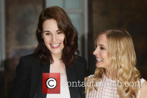 Michelle Dockery and Joanne Froggatt 3