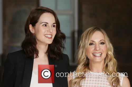 Michelle Dockery and Joanne Froggatt 4