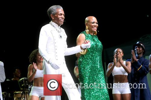 Shields and Dee Dee Bridgewater 1