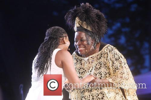 Reunion concert of Broadway musical 'The Wiz'