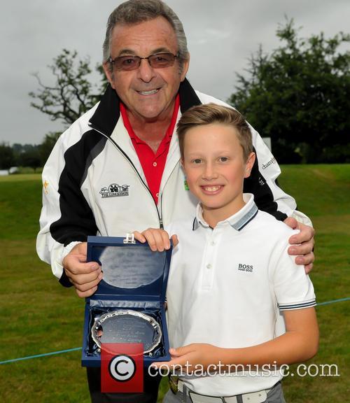 Tony Jacklin Cbe and Jack Drury (amateur Champion) 2