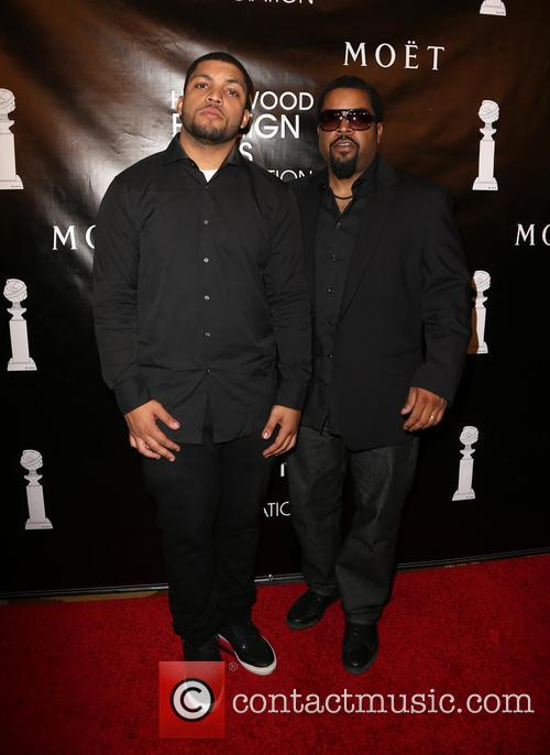 O'shea Jackson Jr. and Ice Cube 2