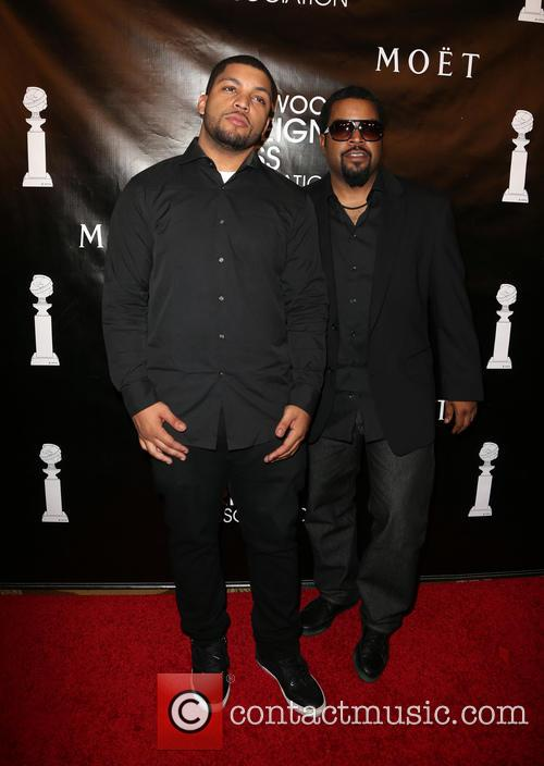 O'shea Jackson Jr. and Ice Cube 3