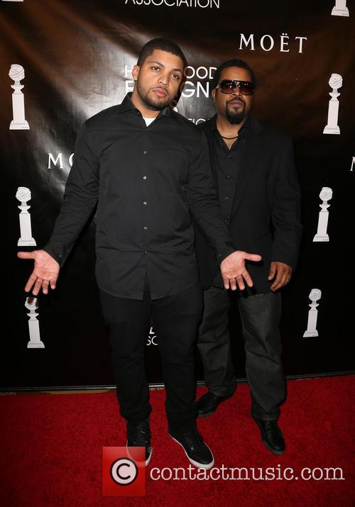 O'shea Jackson Jr. and Ice Cube 4