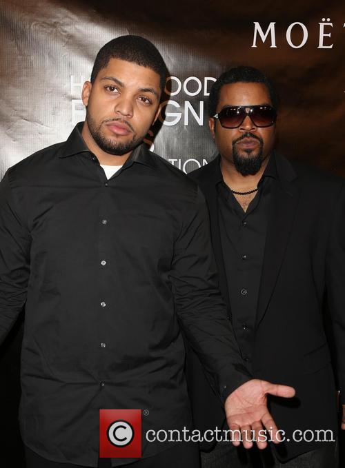 O'shea Jackson Jr. and Ice Cube 5