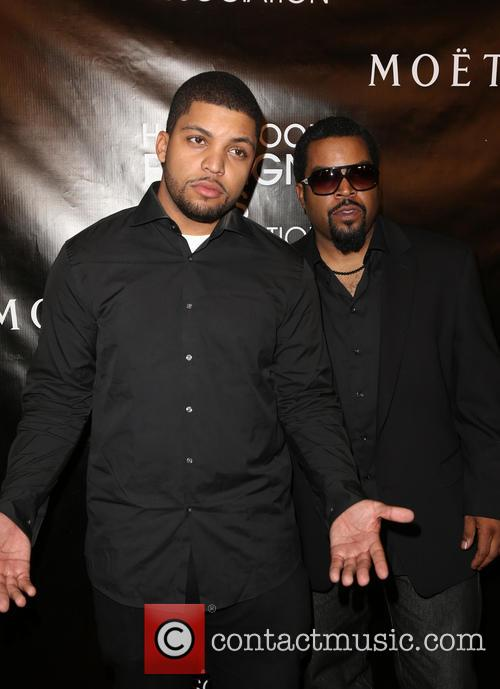 O'shea Jackson Jr. and Ice Cube 1