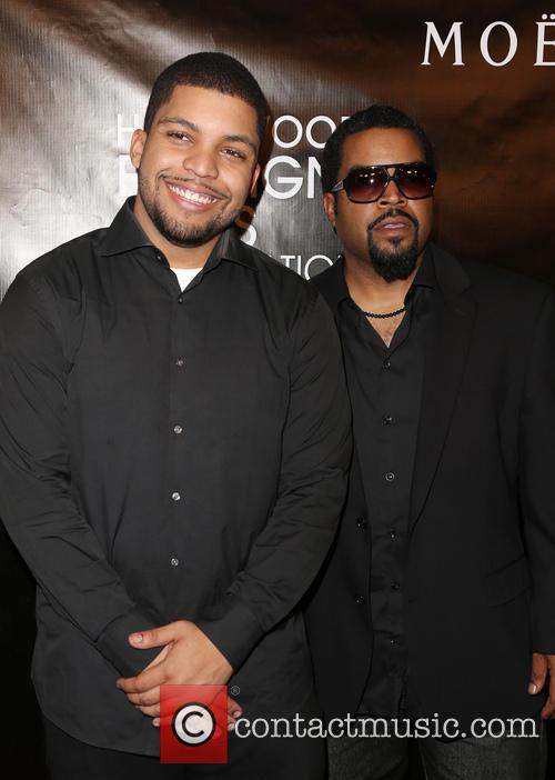 O'shea Jackson Jr. and Ice Cube 6