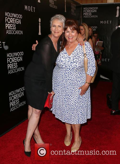 Jamie Lee Curtis and Heidi Shafer 2