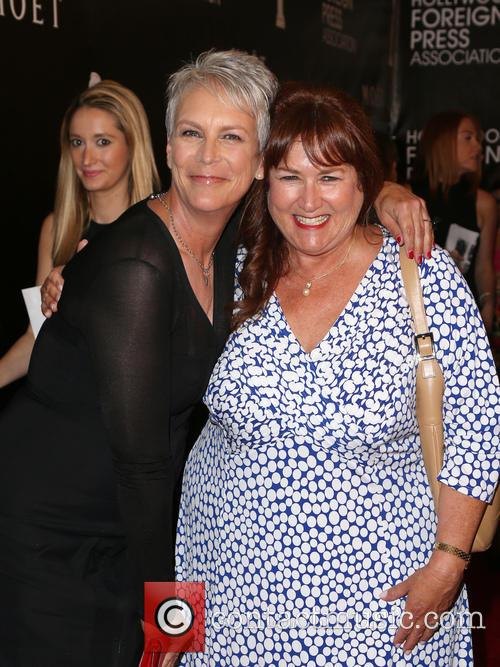 Jamie Lee Curtis and Heidi Shafer 1