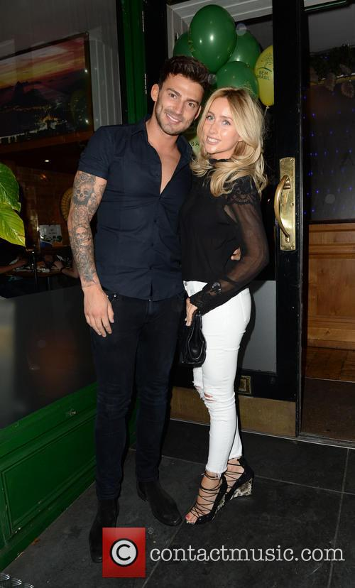 Jake Quickenden and Danielle Fogarty 2