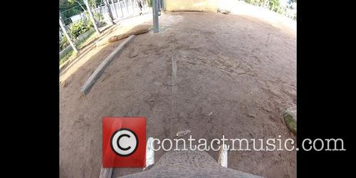 Elephant Gopro Shows Taronga, Animals and Play 2
