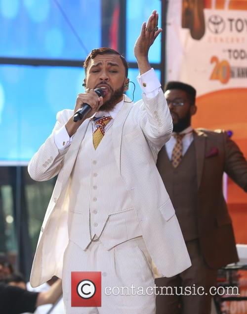 Janelle Monae and Jidenna 9