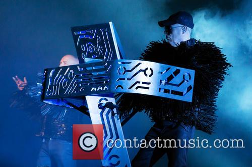 Pet Shop Boys, Chris Lowe and Neil Tennant 2