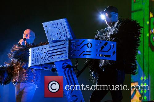 Pet Shop Boys, Chris Lowe and Neil Tennant 1