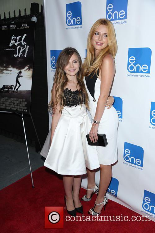 Bella Thorne and Chiara Aurelia 2