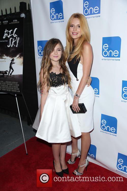 Bella Thorne and Chiara Aurelia 3
