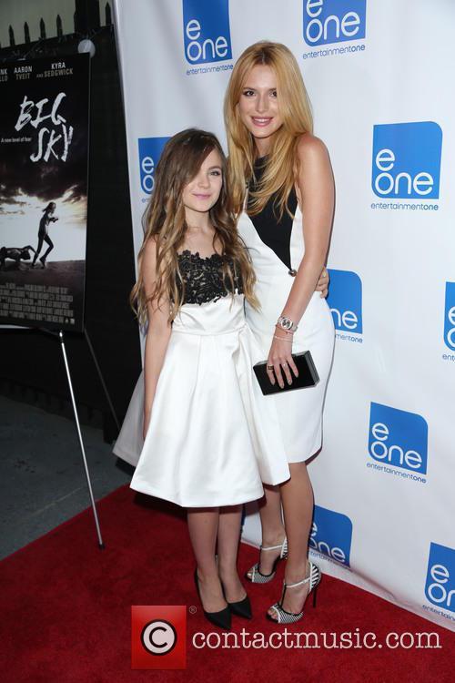Bella Thorne and Chiara Aurelia 4