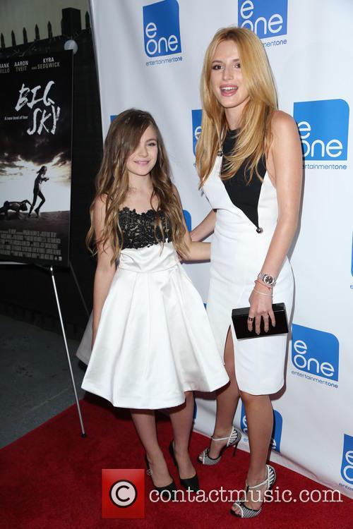 Bella Thorne and Chiara Aurelia 5