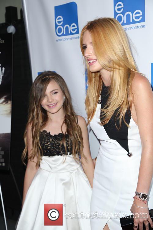 Bella Thorne and Chiara Aurelia 6