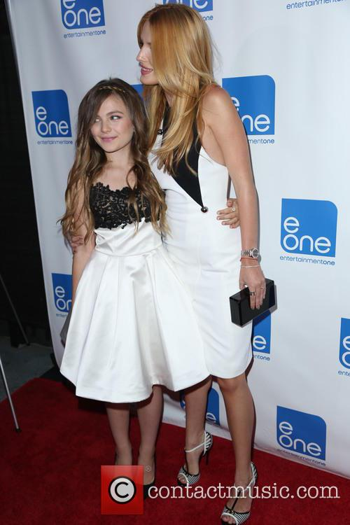 Bella Thorne and Chiara Aurelia 7