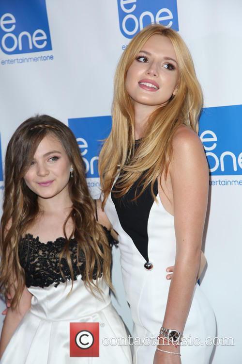Bella Thorne and Chiara Aurelia 11