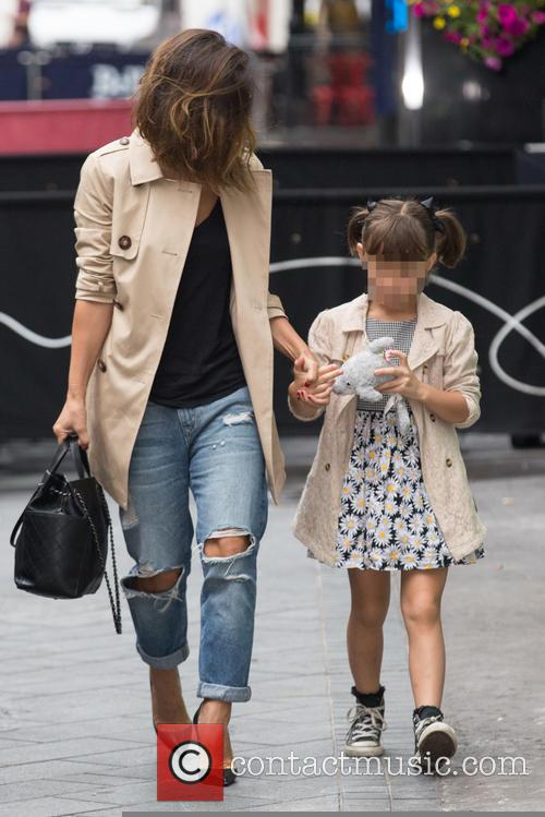 Myleene Klass and Ava Bailey Quinn 2