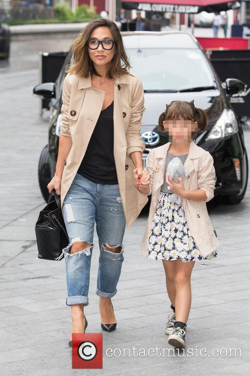 Myleene Klass and Ava Bailey Quinn 4
