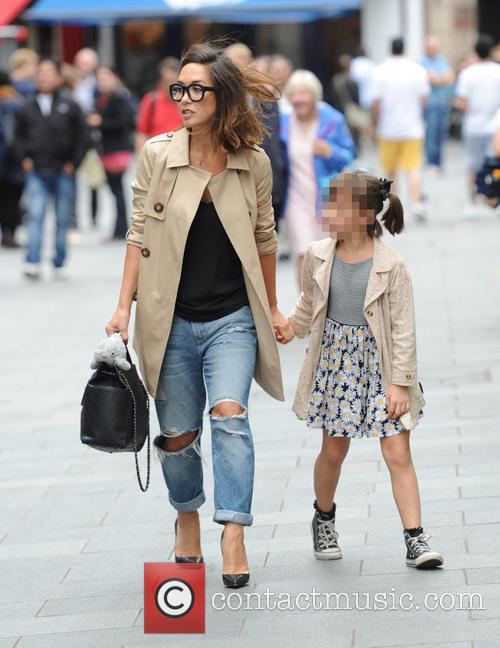 Myleene Klass and Ava Bailey Quinn 3