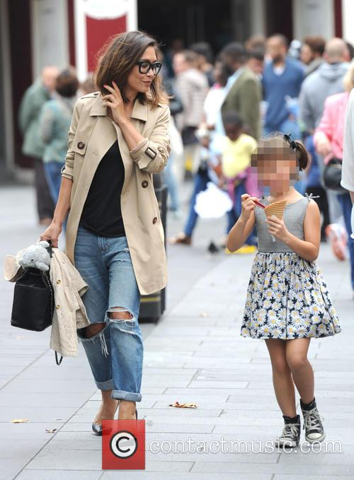 Myleene Klass and Ava Bailey Quinn 10