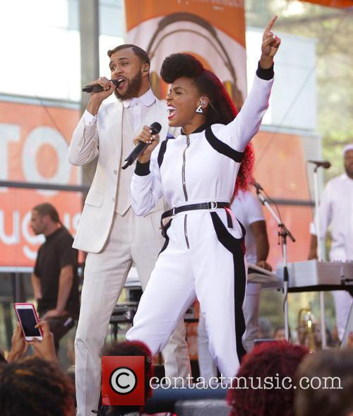 Jidenna and Janelle Monáe 5