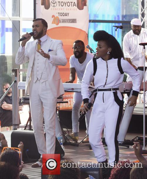 Janelle Monae and Jidenna 2