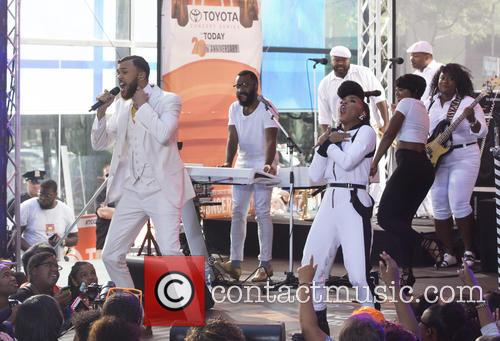 Janelle Monae and Jidenna 3