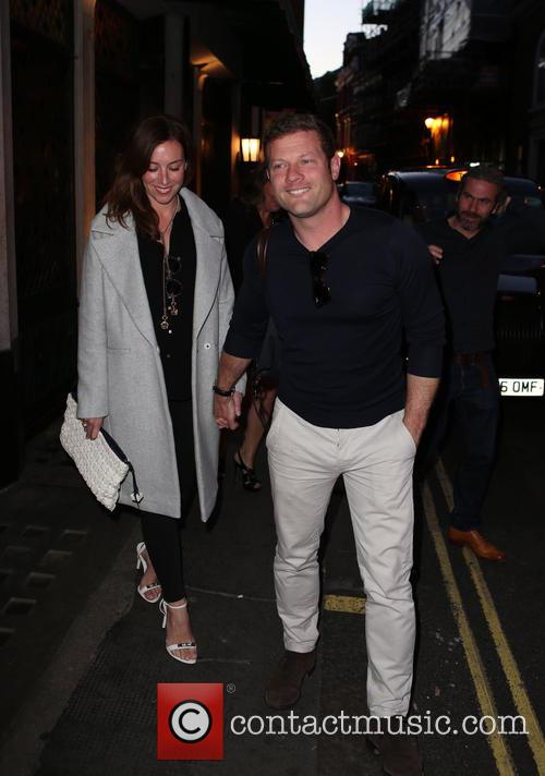 Dermot O'leary and Dee Koppang 3